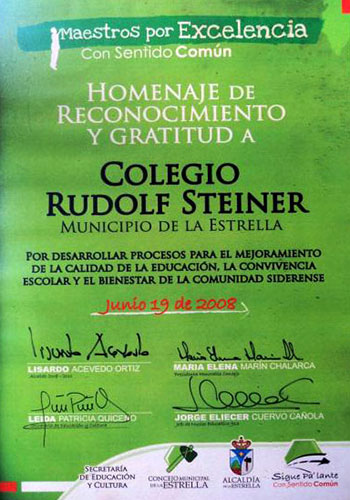 Reconocimiento02 Colegio Rudolf