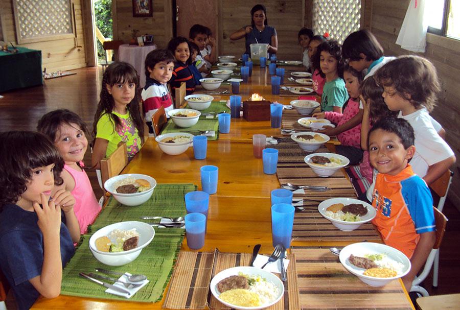 Restaurante Escolar Colegio Rudolf Waldorf